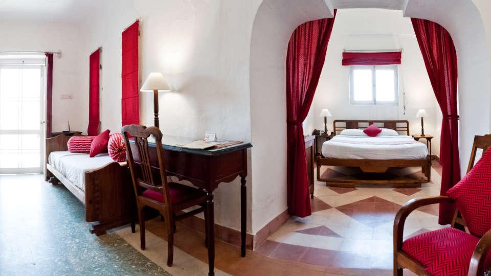 Hill Fort-Kesroli Alwar Shri Mahal Heritage hotels in Alwar