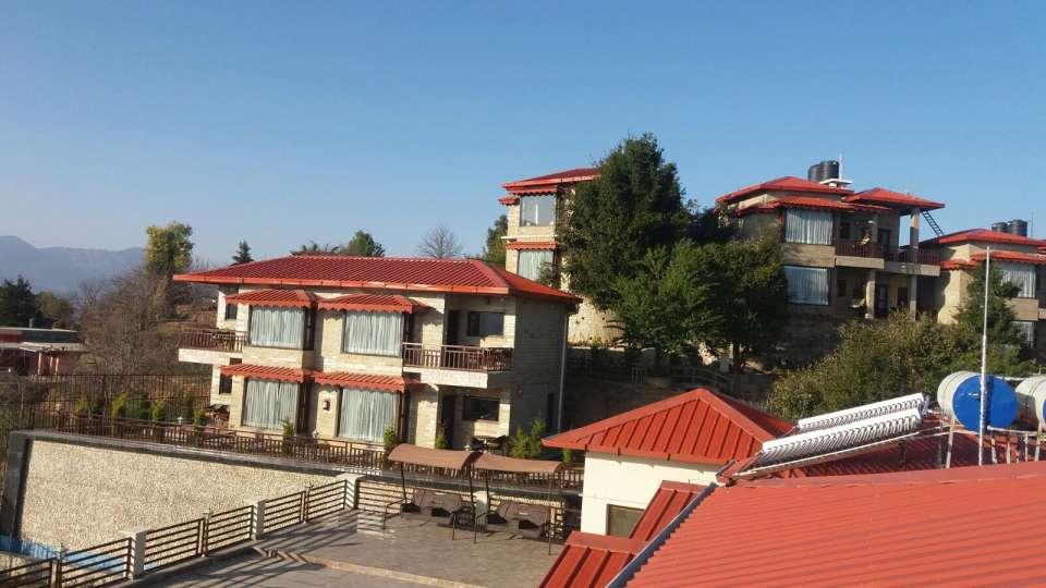 Ojaswi Himalayan Resort, Mukteshwar Nainital IMG 5060