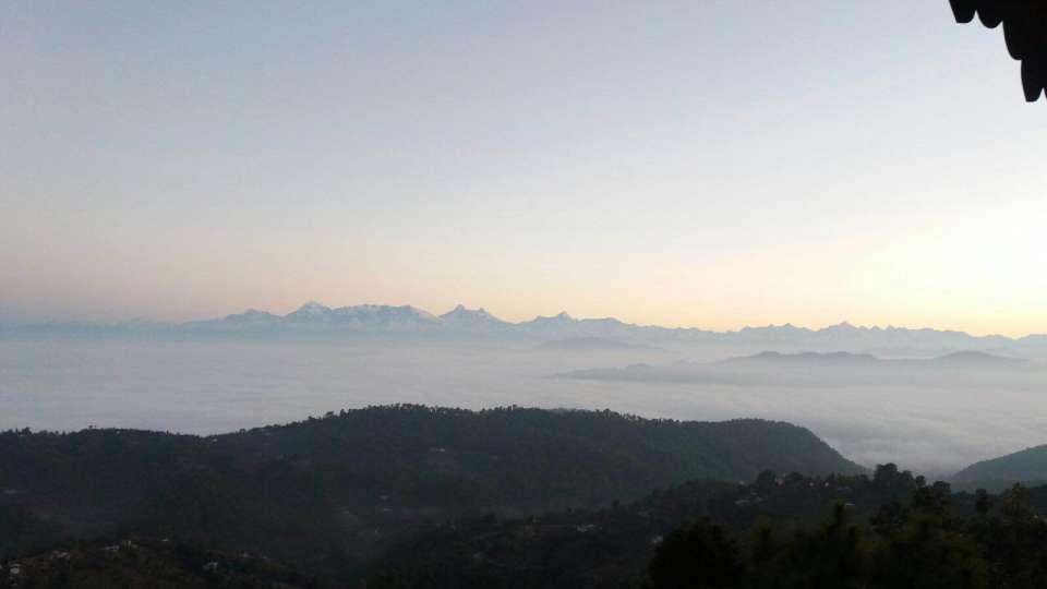 Ojaswi Himalayan Resort, Mukteshwar Nainital IMG 5161