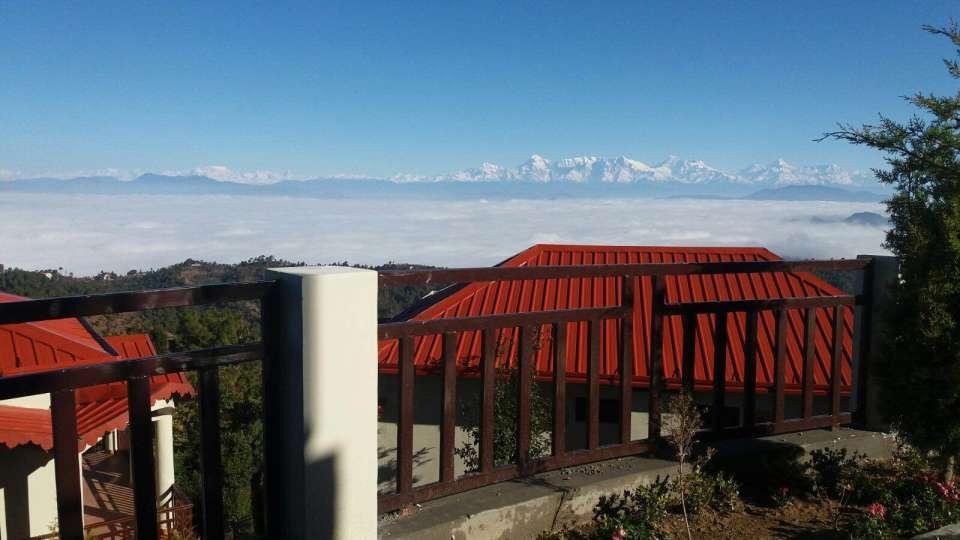 Ojaswi Himalayan Resort, Mukteshwar Nainital IMG 5162