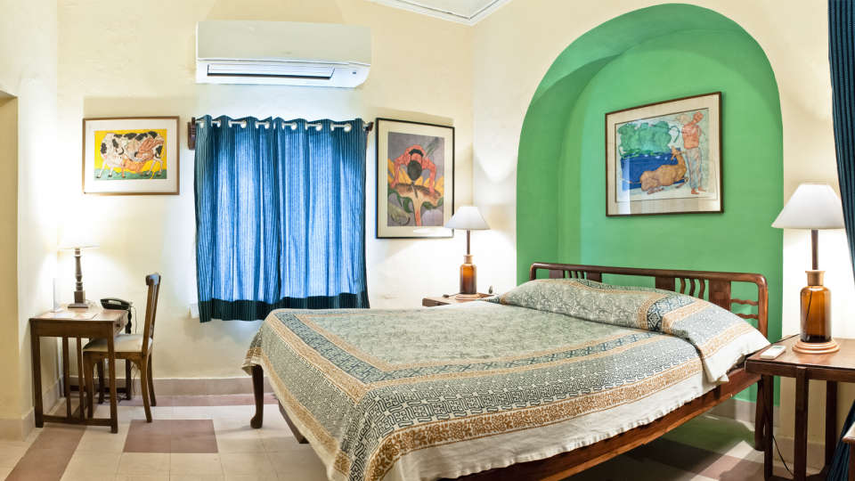 Amit Mahal_ Tijara Fort Palace_ Hotel Rooms in Rajasthan_ Rooms Near Jaipur 32