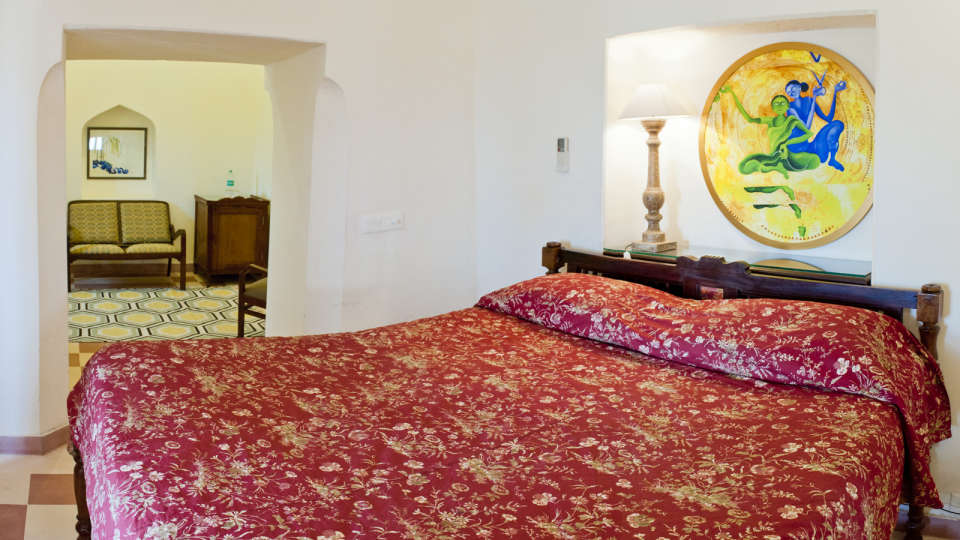 Arpana Mahal_ Tijara Fort Palace_ Hotel Rooms in Rajasthan_ Rooms Near Jaipur 44