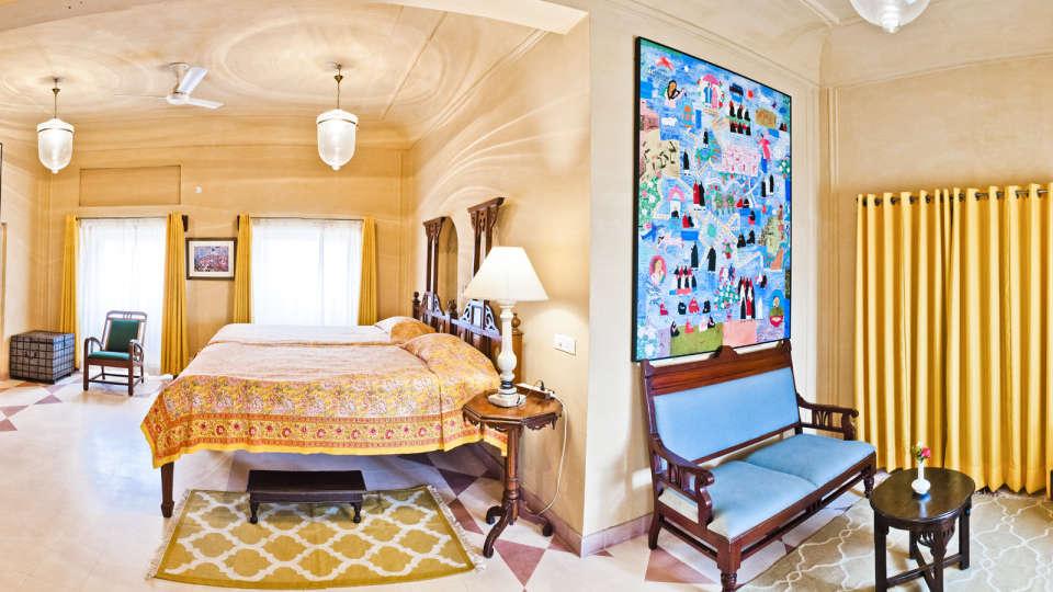 Arpita Mahal, Tijara Fort Palace, Hotel Rooms in Alwar, Rooms in Tijara 45