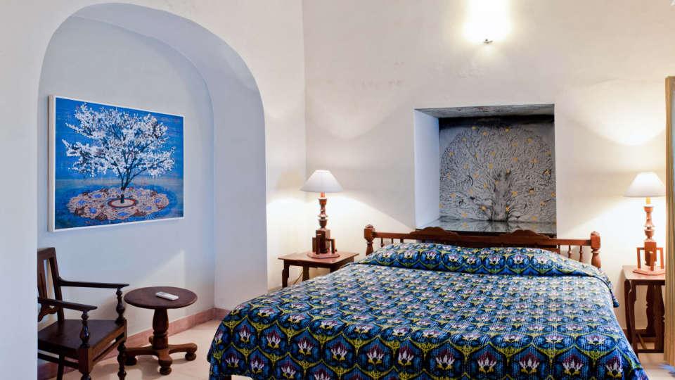 Iranna Mahal Tijara Fort-Palace Alwar Rajasthan Weekend getaway