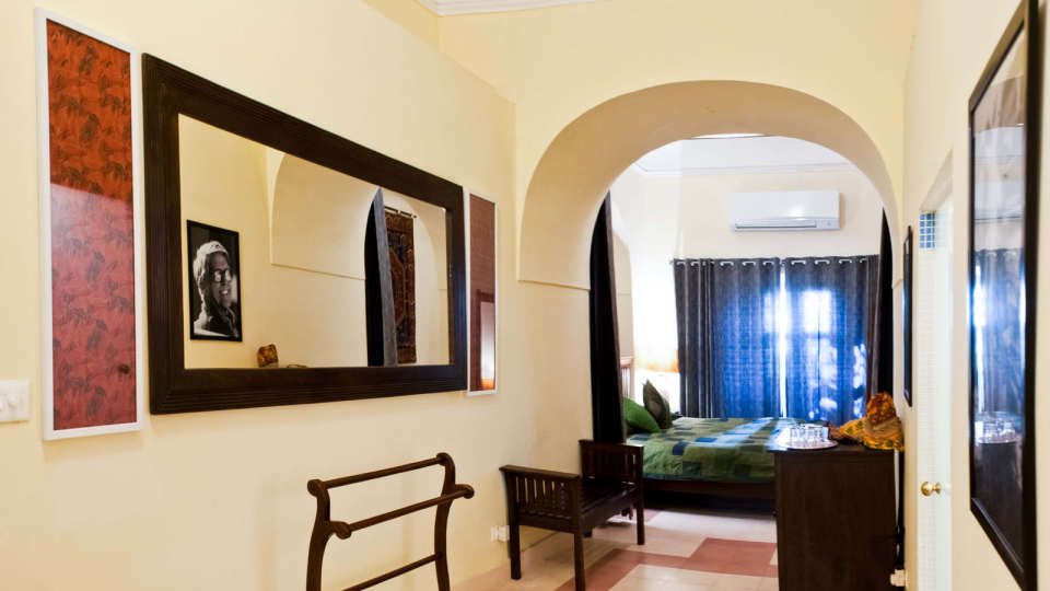 John Mahal 1 Tijara Fort-Palace Alwar Rajasthan Weekend getaway