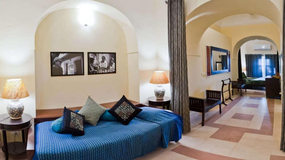 John Mahal 2 Tijara Fort-Palace Alwar Rajasthan Weekend getaway
