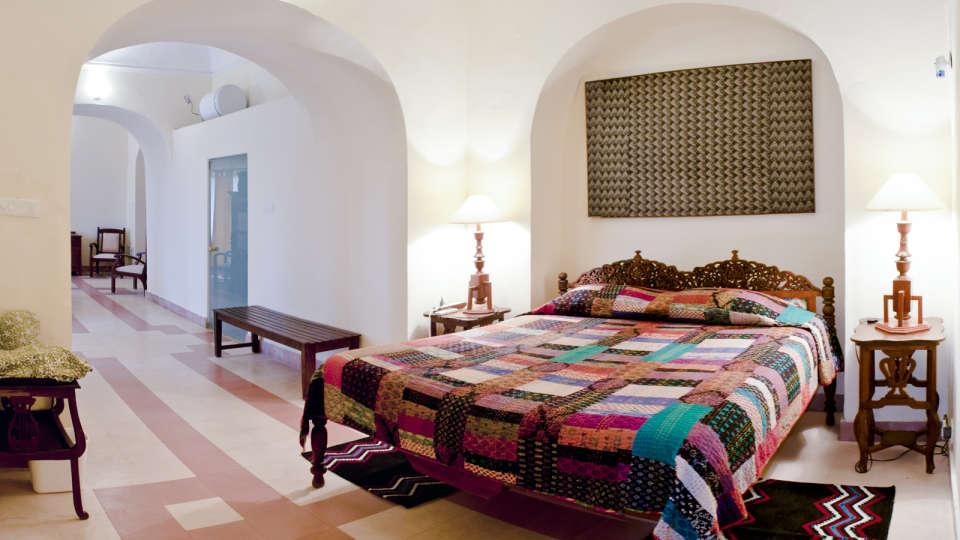 Pratap Mahal, Tijara Fort Palace, Hotel Rooms in Alwar, Rooms in Tijara 24