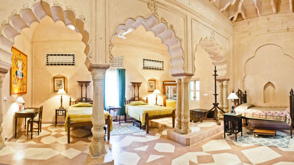Sabia Mahal Tijara Fort-Palace Alwar Rajasthan