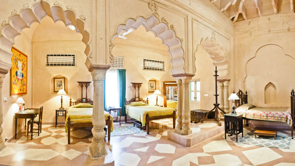 Sabia Mahal_ Tijara Fort Palace_ Hotel Rooms in Rajasthan_ Rooms Near Jaipur 35