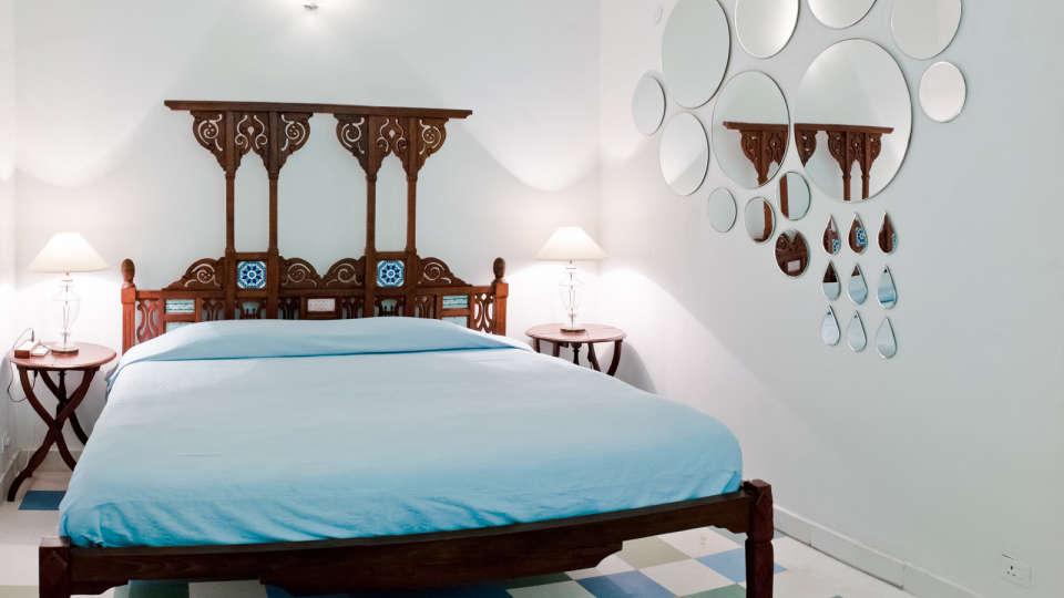 Vivek Mahal Facade_Tijara Fort Palace_Hotel In Rajasthan