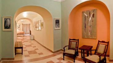 Indore Mahal 2 Facade_Tijara Fort Palace_Hotel In Rajasthan