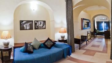 John Mahal 2 Facade_Tijara Fort Palace_Hotel In Rajasthan