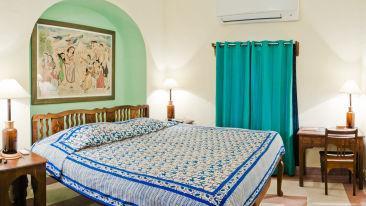 Kalam Mahal_ Tijara Fort Palace_ Hotel Rooms in Rajasthan_ Rooms Near Jaipur 14