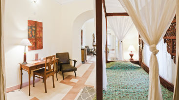 Manak Mahal_ Tijara Fort Palace_ Hotel Rooms in Rajasthan_ Rooms Near Jaipur 11