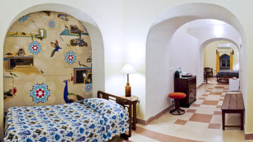 Panda Mahal_ Tijara Fort Palace_ Hotel Rooms in Rajasthan_ Rooms Near Jaipur 128