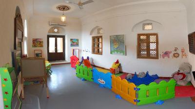 Masti mahal, Neemrana Fort Palace, Activities in Neemrana