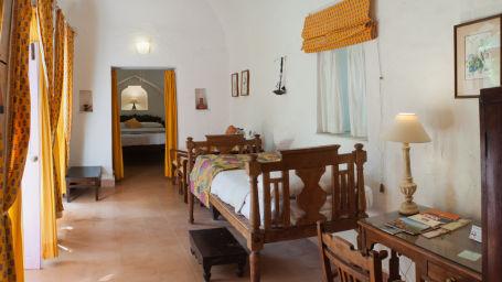 Hill Fort-Kesroli Alwar Deepika Mahal Heritage hotels in Alwar