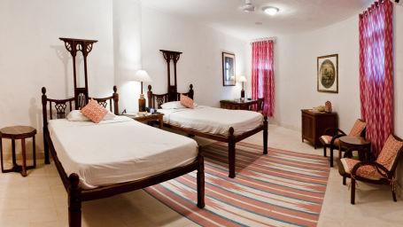 Hill Fort-Kesroli Alwar Rawal Mahal1 Heritage Hotel in Rajasthan