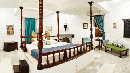 Kailash Burj 1 Neemrana Fort-Palace Alwar Rajasthan