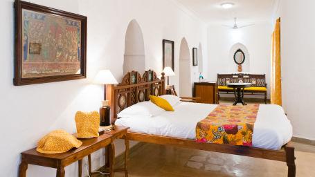Khazana Mahal Neemrana Fort-Palace Alwar Rajasthan