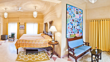Arpita Mahal_ Tijara Fort Palace_ Hotel Rooms in Rajasthan_ Rooms Near Jaipur 45