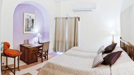 David Mahal_ Tijara Fort Palace_ Hotel Rooms in Rajasthan_ Rooms Near Jaipur 26