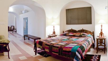 Pratap Mahal_ Tijara Fort Palace_ Hotel Rooms in Rajasthan_ Rooms Near Jaipur 24