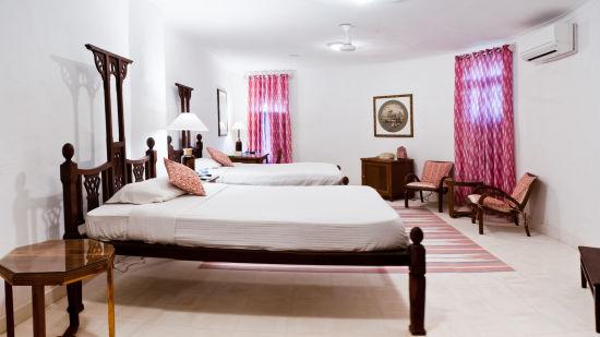 Hill Fort-Kesroli Alwar Rawal Mahal Heritage Hotel In Alwar