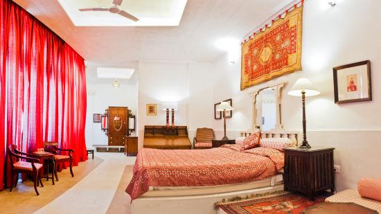 Lekha Mahal 1 Neemrana Fort-Palace Alwar Rajasthan