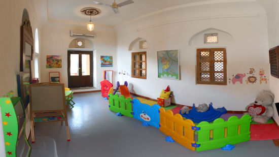 Masti mahal, Neemrana Fort Palace, Activities in Neemrana