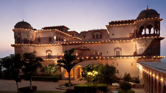 Neemrana Hotels  Festival Package Tijara Fort-Palace Alwar Rajasthan weekend gataway near Delhi 1