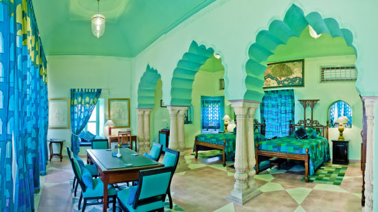 Laila Mahal_ Tijara Fort Palace_ Hotel Rooms in Rajasthan_ Rooms Near Jaipur 37