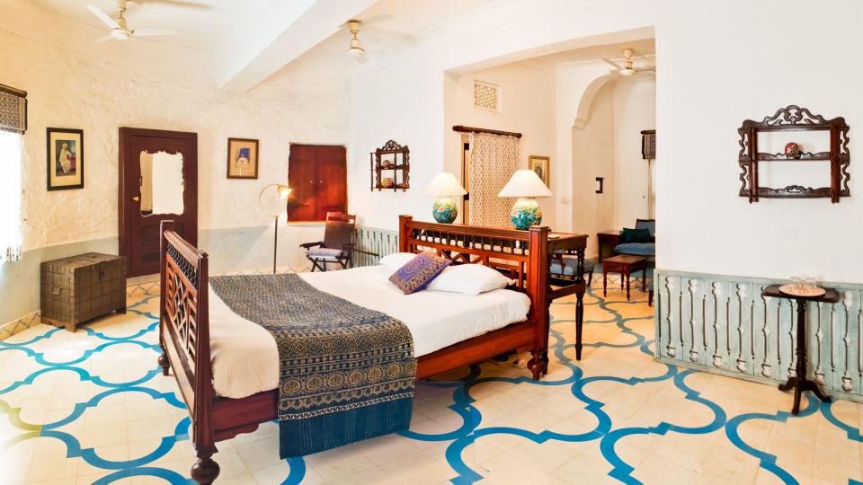 Ambar Burj Neemrana Fort-Palace Alwar Rajasthan
