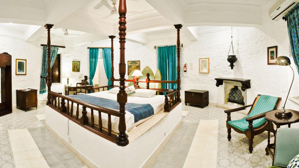 Kailash Burj Neemrana Fort-Palace Alwar Rajasthan