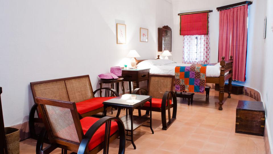 Nandi Burj Neemrana Fort-Palace Alwar Rajasthan
