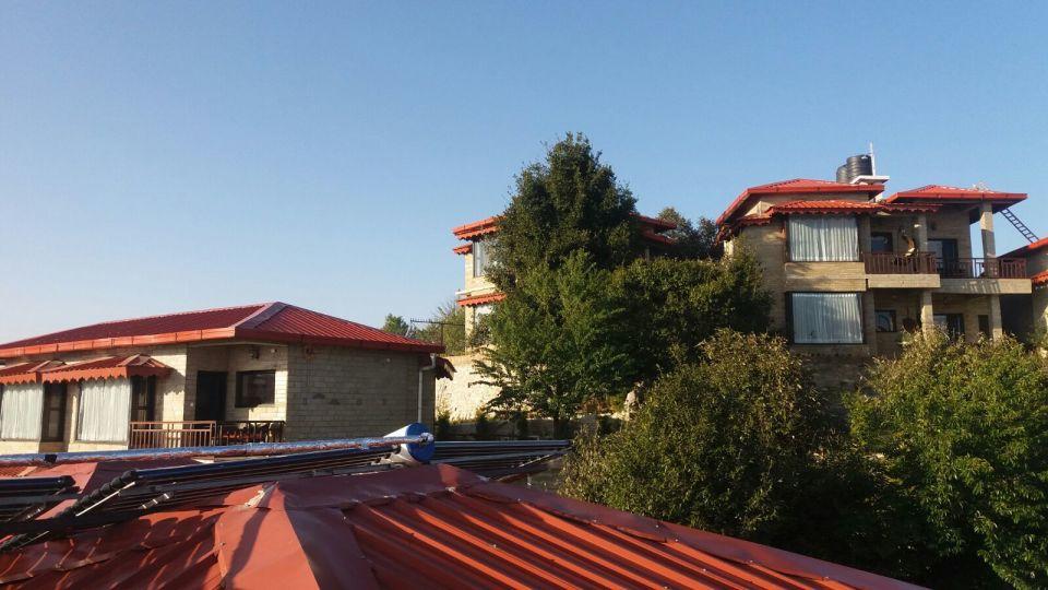 Ojaswi Himalayan Resort, Mukteshwar Nainital Exterior View Ojaswi Himalayan Resort Mukteshwar 20