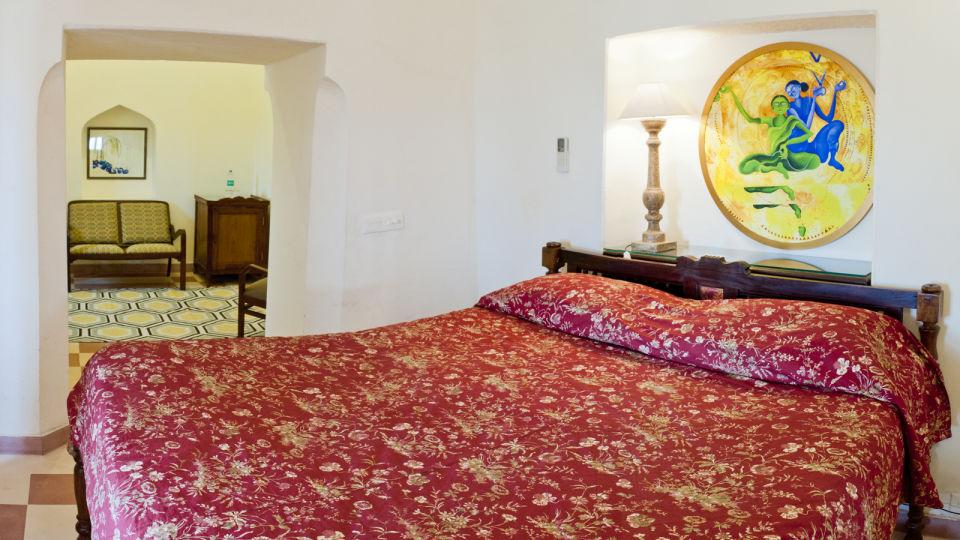 Arpana Mahal_ Tijara Fort Palace_ Hotel Rooms in Rajasthan_ Rooms Near Jaipur 44