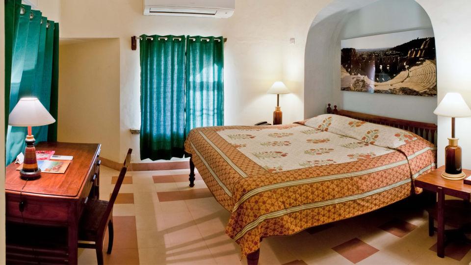 Broota Mahal Facade_Tijara Fort Palace_Hotel In Rajasthan