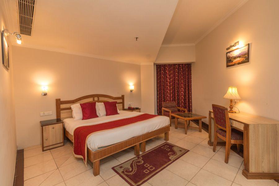 alt-text Deluxe Room In Dehradun, Hotel Pacific Dehradun, Hotel In Dehradun 12