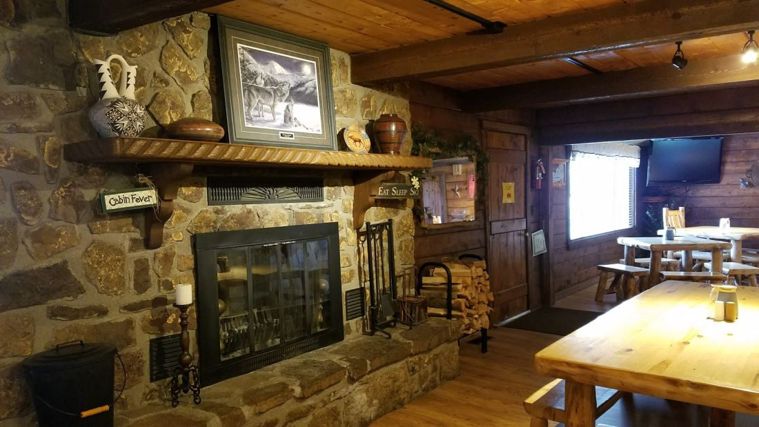 Lodging near Wold Creek, High Country Lodge and Cabins, Colorado 8