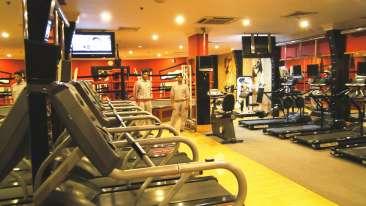 Gym Park Plaza Ludhiana