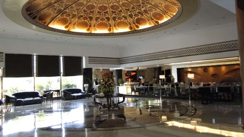 Reception Lobby Park Plaza Ludhiana 1