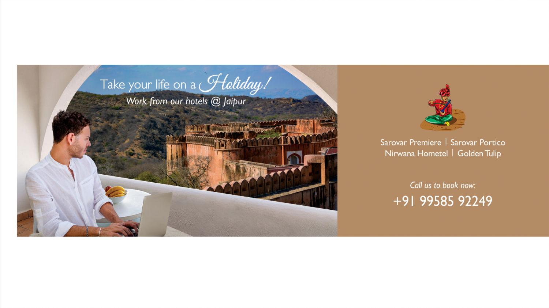 Web banner - Jaipur