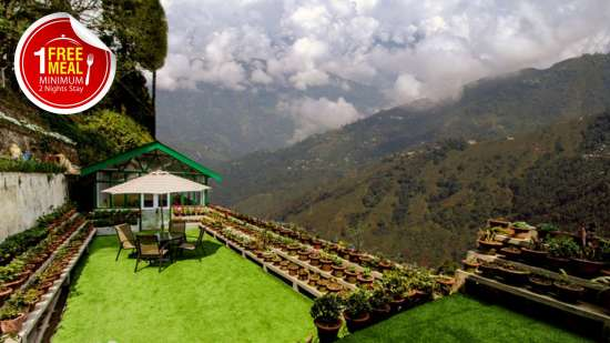 Central Gleneagles Resort, Darjeeling Darjeeling Glen freemeal