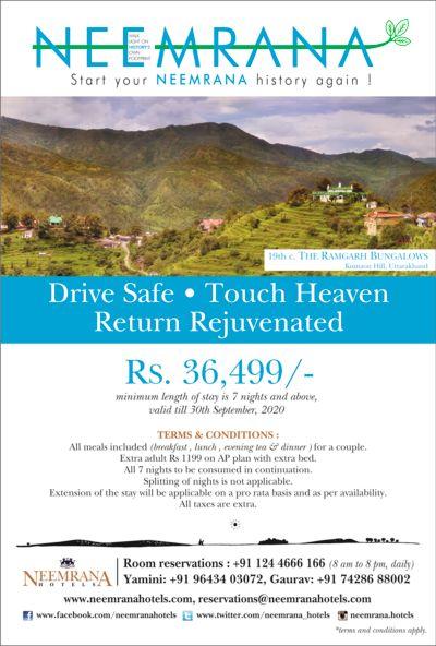 Ramgarh Package