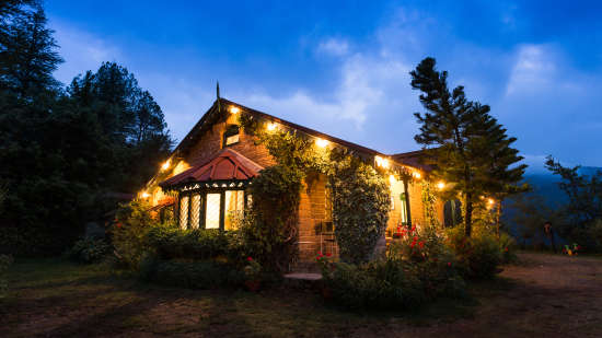The Ramgarh Bungalows - 19th Century, Kumaon Hills Kumaon 11