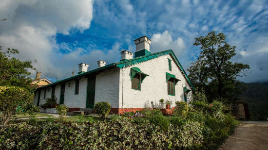 The Ramgarh Bungalows - 19th Century, Kumaon Hills Kumaon 14