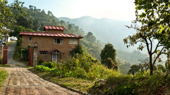 The Ramgarh Bungalows - 19th Century, Kumaon Hills Kumaon 17