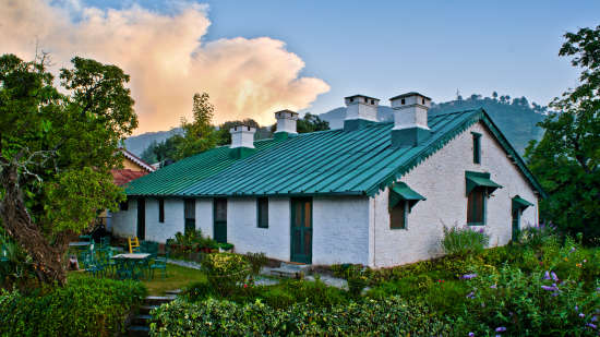 The Ramgarh Bungalows - 19th Century, Kumaon Hills Kumaon 18