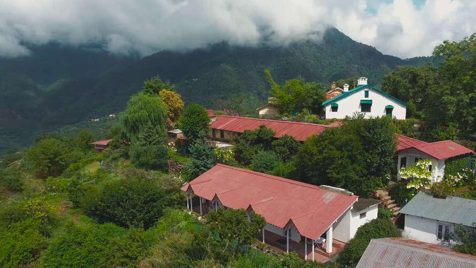 The Ramgarh Bungalows - 19th Century, Kumaon Hills Kumaon 2